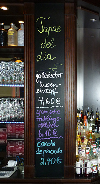 Spanisches Restaurant Cuxhaven - Die Kiste - Alter Fischereihafen - Cuxhaven
