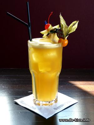 Cocktail des Monats - Ernest Hemmingway Special - die Kiste - Cocltails und Tapas in Cuxhaven