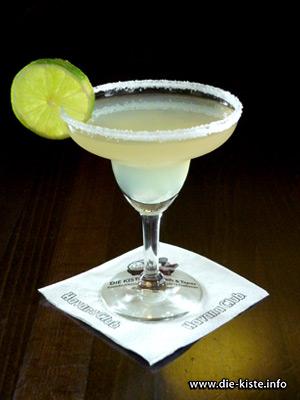 Cocktail des Monats - Margarita Classic - die Kiste - Cocktails und Tapas in Cuxhaven