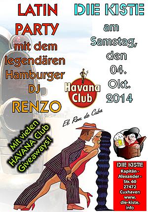 DJ Renzo 2014