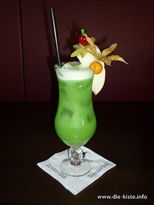 Cocktail des Monats - Springtime Cooler - die Kiste - Cocltails und Tapas in Cuxhaven