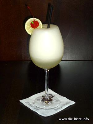 Cocktail des Monats - Frozen Margarita - Die Kiste Cuxhaven