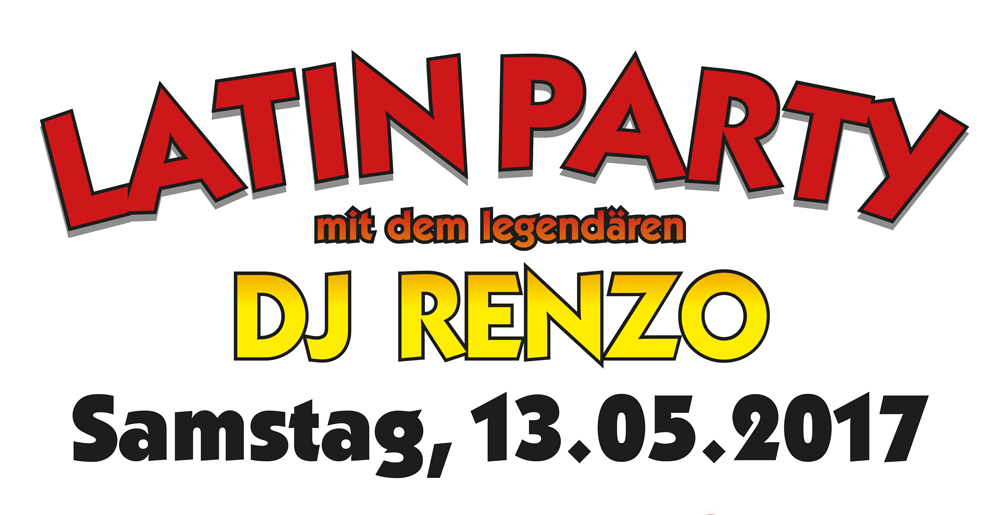 Latin Party mit DJ Renzo in der Die Kiste in Cuxhaven